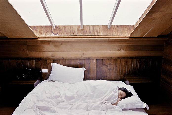 Aby spało się wygodnie…