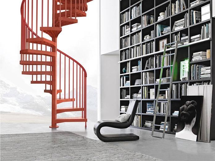 Co zrobić, kiedy klasyczne schody nie pasują do wnętrza?