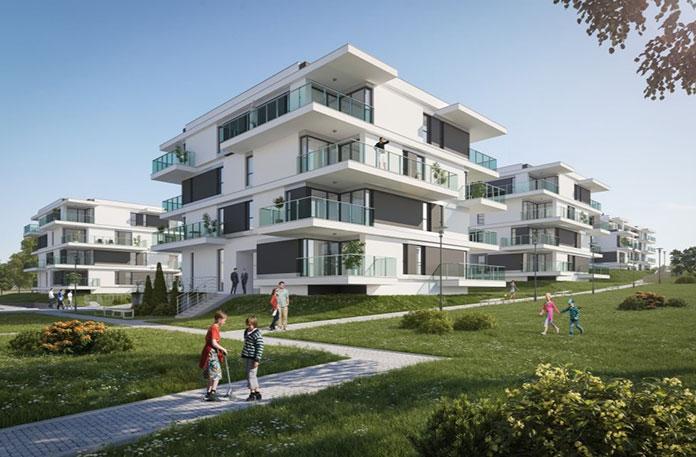 Mieszkanie z rynku pierwotnego - same zalety