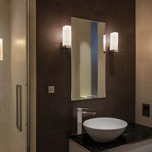 Oświetlenie łazienkowe – jakie wybrać?