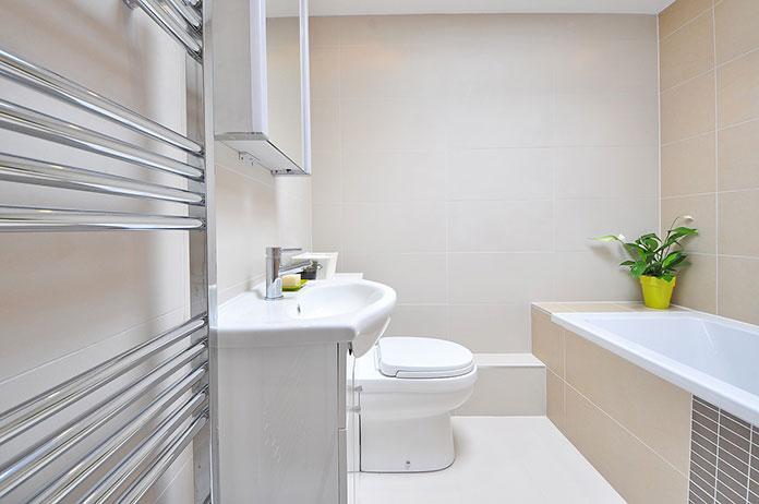 nowoczesne grzejniki łazienkowe