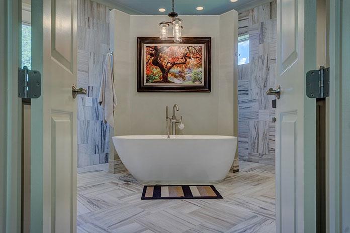 W jaki sposób uzyskać ekskluzywny wygląd łazienki