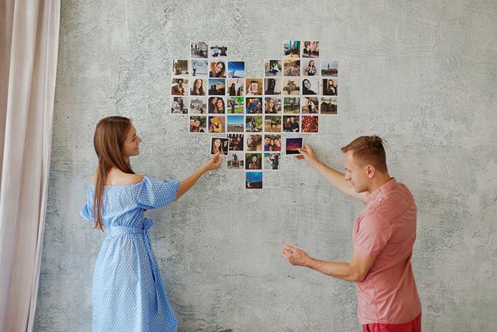 Jak zrobić ciekawą dekorację ze zdjęć